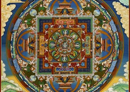 Chengrezi Mandala